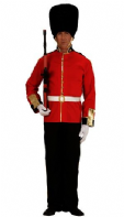 Royal Palace Guard Costume (00144)